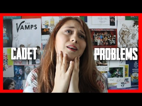 Problems Which Only Cadets Have