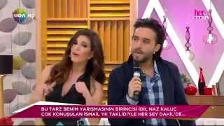 ismail yk idil naz bombabomba com performansı 16 03 2015