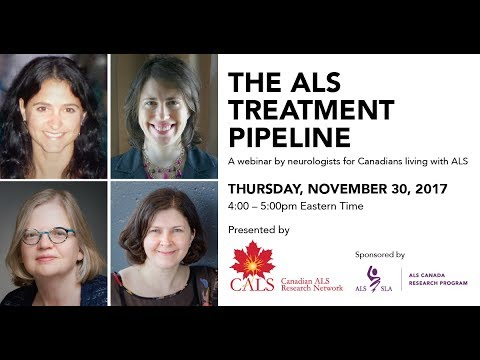The ALS Treatment Pipeline