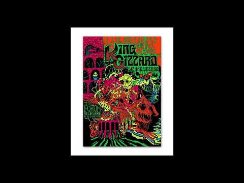 King Gizzard & The Lizard Wizard - Live at Forum Melbourne 27th June 2019