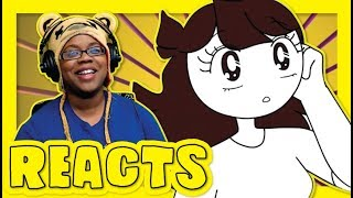 The History of my Hair by Jaiden Animations | Aychristene Reacts