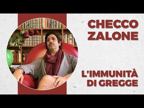 Checco Zalone - L'immunità di gregge