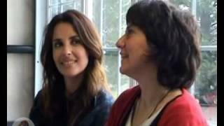 Patricia Vico y Fátima Baeza: Anécdotas en la calle