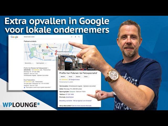 Local SEO voor WordPress uitleg: maak gebruik van deze 3 onderdelen om beter op te vallen in Google!