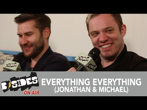 B-Sides On-Air: Interview - Everything Everything Talk First U.S. Tour, Get To Heaven,