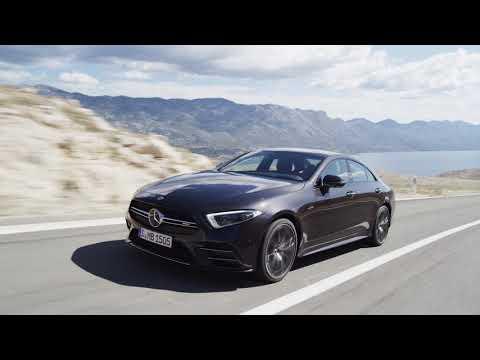 Mercedes-AMG CLS 53 4MATIC+ - Driving Scenes