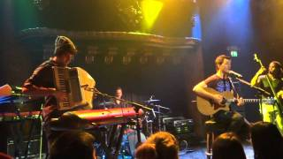 Andy Grammer - Amazing - Live in San Francisco 1/15/2012