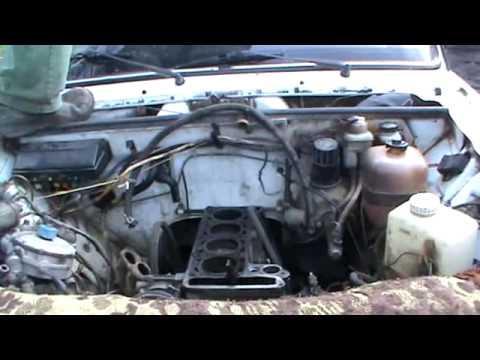 Подробно как Снять и разобрать двигатель с ВАЗ 2107