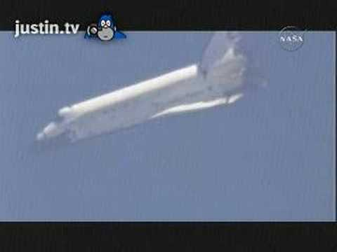 Space Shuttle Lands -Sonic Boom Over LaBelle, Florida -Don B