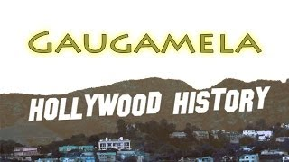 Hollywood History S01E01 - Battle of Gaugamela
