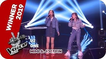 U2 - One (Mimi & Josefin) | WINNER |  The Voice Kids 2019 | SAT.1