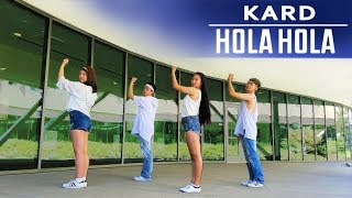 KARD (카드) - Hola Hola (올라올라) Full Dance Cover by SoNE1
