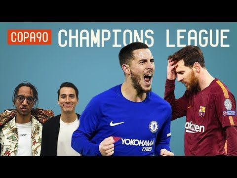 Can Chelsea shock Barcelona at the Nou Camp? | Champions League Show