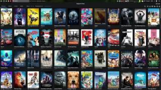 Просмотр Torrent TV на Arch Linux без предварительного скачивания фильма