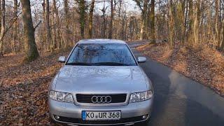 Обзор Audi A4 B5 1.8 нетурбо. Машина или ведро?