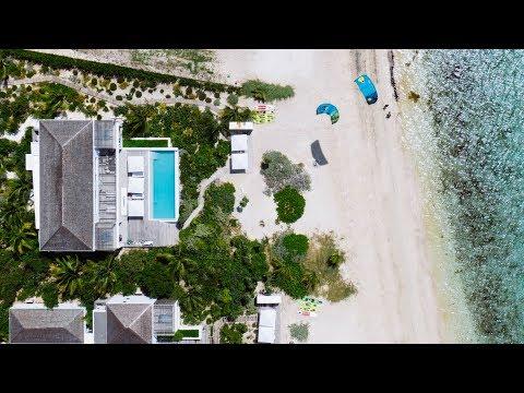 Luxury Kiteboarding In Turks & Caicos!