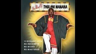 12. Thulani Manana - Thumela - Zion songs