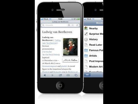 nuevo wikipedia sin internet para ipod/iphone metodo facil!