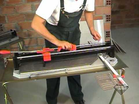 Rubi Tile Cutter Maintenance Kit Rt 18980 Youtube