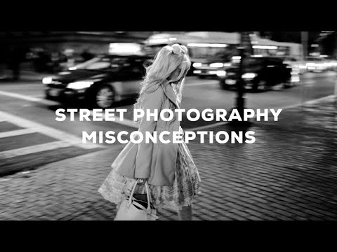 Street Photography Misconceptions (People, Gear, & Legal Rights)