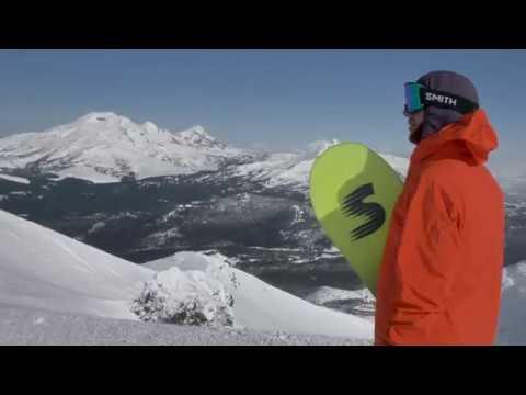 Why I Love Mt. Bachelor | Josh Dirksen