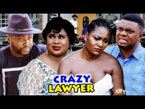 The Crazy Lawyer Season 7 & 8 - Chizzy Abuchi / Onny Michael 2019 Latest Nigerian Movie