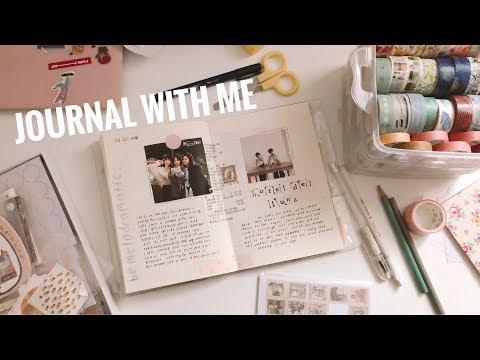 🍊 k-drama journal with me // 멜로가 체질 + 호텔 델루나