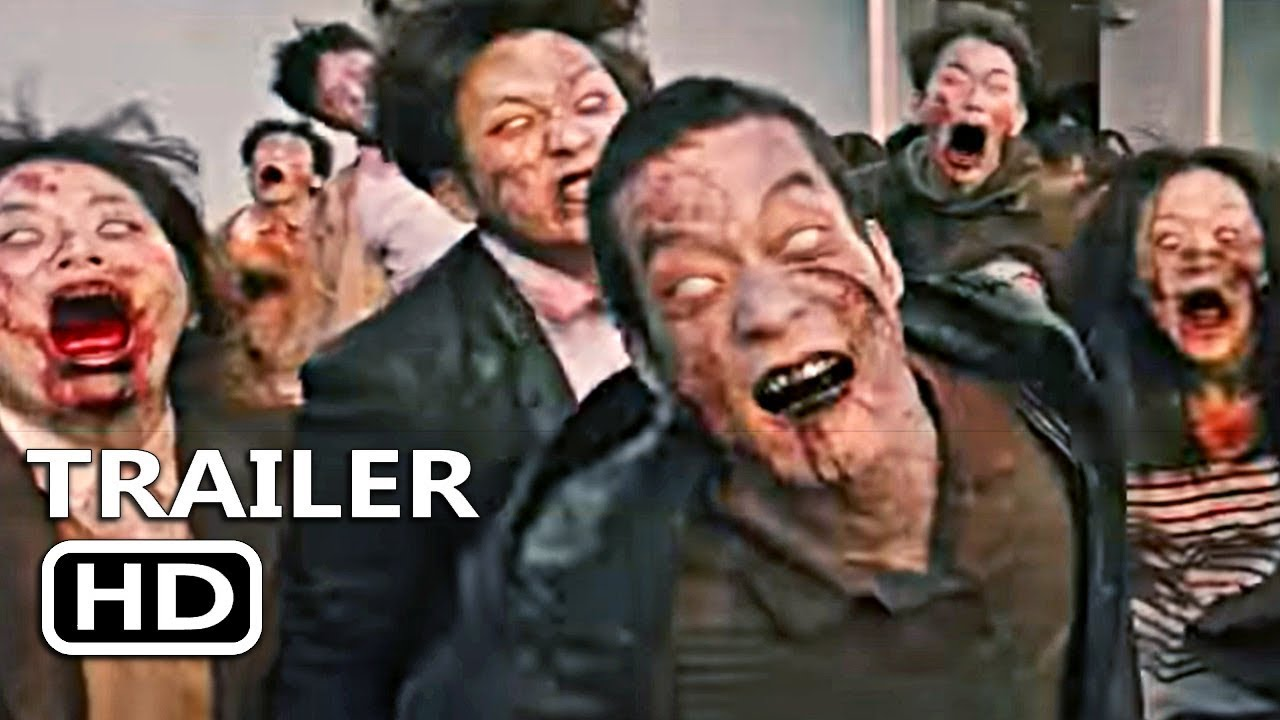 #ALIVE Official Trailer (2020) Zombie Movie