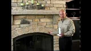 Installing Steel Masonry Fireplace Door