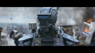 Робот по Имени Chappie (Чаппи) трейлер 2015 года