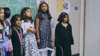 """Pakistan National Anthem"" - 3rd to 5th grade students @ IAC StarTalk 2015 Urdu Summer Camp"