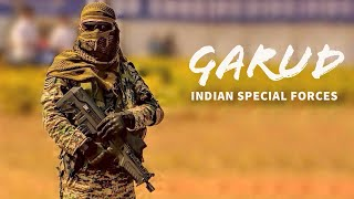 Garud - IAF Airborne Special Forces - Garud Commandos In Action (Military Motivational)