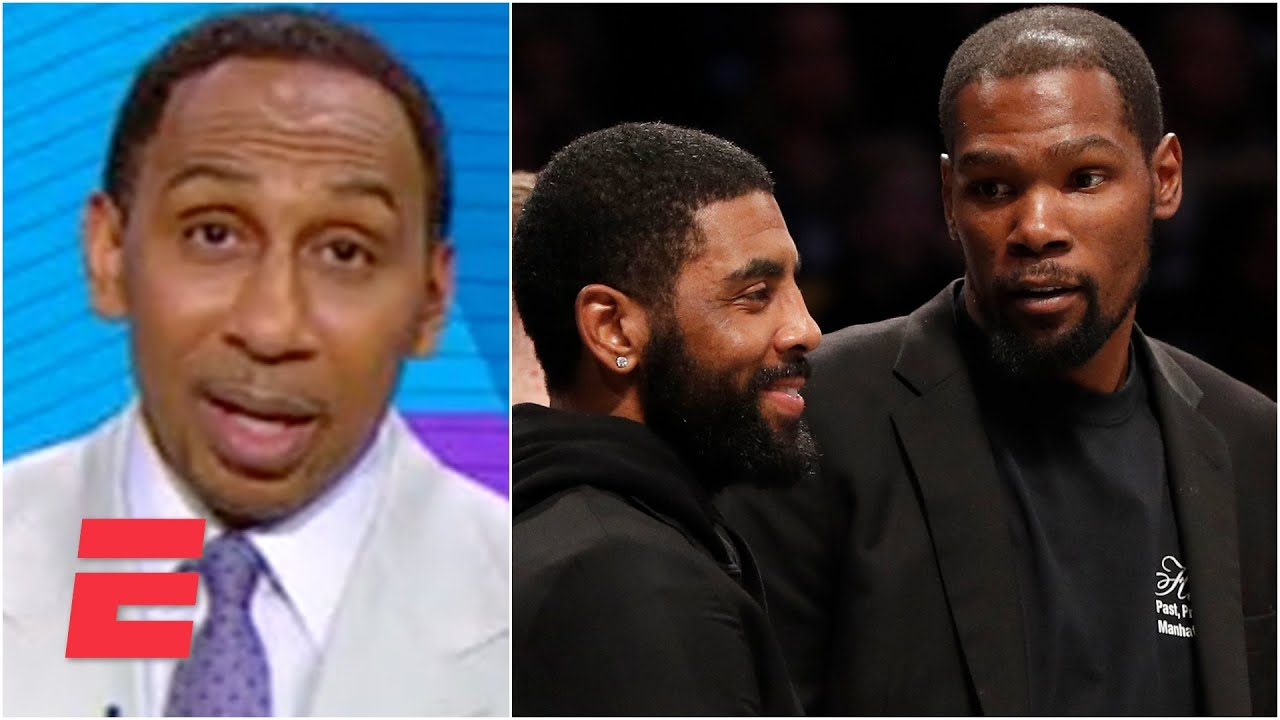 Stephen A.: Kyrie Irving has thrown Kevin Durant under the bus   Stephen A.'s World – ESPN