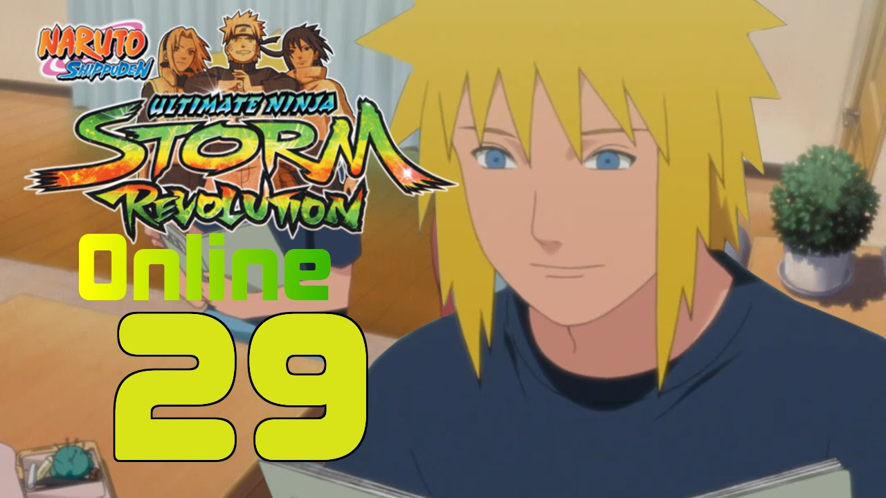 Let´s Fight Naruto Shippuden Ultimate Ninja Storm ...