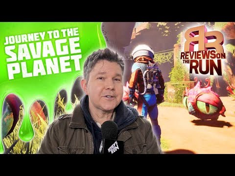 Journey to the Savage Planet Review! - Electric Playground