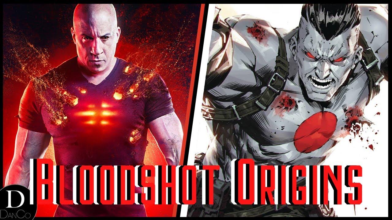 Bloodshot - Comic Book Origins EXPLAINED | COMIC ORIGINS - YouTube