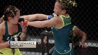 Performance Replay: Carla Esparza vs. Jessica Penne