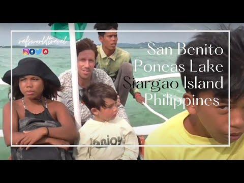 Rafsworld - San Benito, Poneas Lake, West Siargao, Philippines