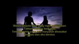 nia lavenia melody memory dengan lirik