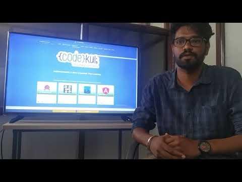 Review by Rahul Nalawade - Angular Developer thumbnail