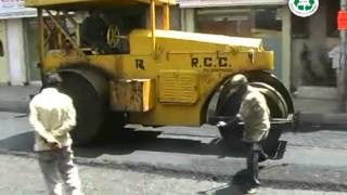 The Use of Plastics Waste in the Construction of ASPHALT ROAD
