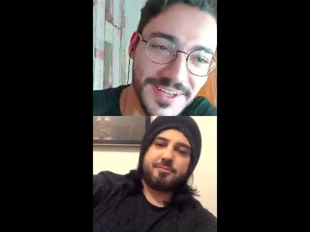Live - Thiago Brado,  Guilherme de Sá e André Leite 🎬  Sobre a Tour VOZES DO DESERTO!🎧