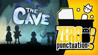 THE CAVE (Zero Punctuation)