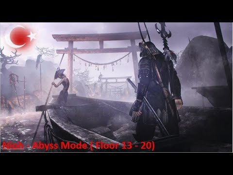 Let´s Play Game - Nioh - Abyss Mode - ( Floor 13 - 20 )