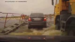 Аварии грузовиков №1