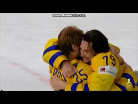 Sweden - Switzerland shootout IIHF 2018
