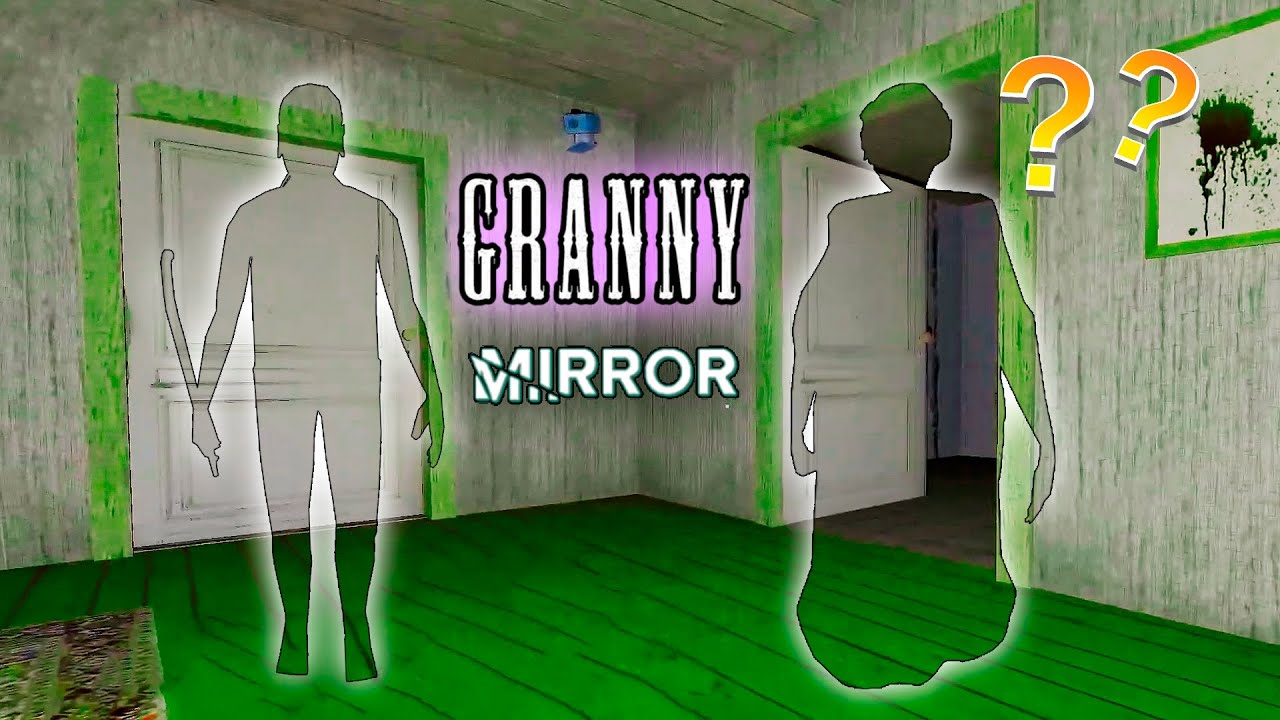 Granny Chapter two in Mirror mode challenge! Funny moments at granny's house!