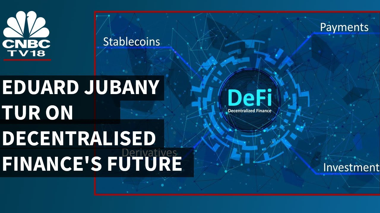 The Future Of Decentralised Finance