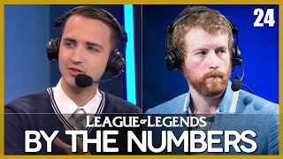 [E24] By The Numbers: LoL with MonteCristo and Thorin | Alphadraft Podcast Episode 24