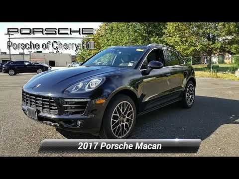Porsche Macan S (2017) Review - One of the Certified Cars in Cherry Hill, NJ U7724